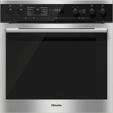 Miele H 6160 E Edelstahl CleanSteel
