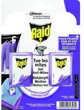 Paral Raid Motten-Gel Lavendel