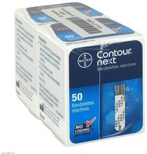 Eurim Contour Next Sensoren Teststreifen (100 Stk.)
