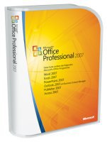 Microsoft Office 2007 Professional (DE) (Win)