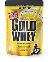 Weider Gold Whey Bananensplit (500g)