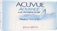 Johnson & Johnson Acuvue Advance with Hydraclear -3,50 (6 Stk.)