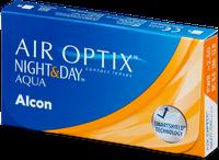 Ciba Vision Air Optix Aqua Night & Day (6 Stk.) +2,50
