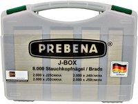 Prebena Stauchkopfnägel-Box Type J