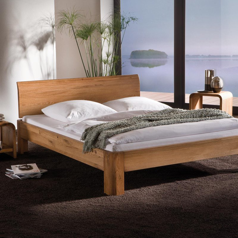 hasena oak line bett preisvergleich ab 889 00. Black Bedroom Furniture Sets. Home Design Ideas