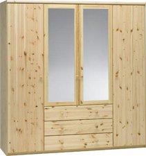 Steens Furniture Ltd Kleiderschrank Axel (200 x 193 x 62 cm)