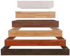 Hasena Wood-Line Premium 18 Bettrahmen (120 x 200 cm)