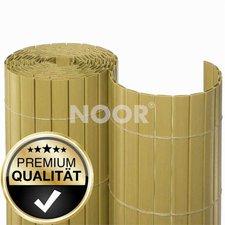 Noor Sichtschutzmatte PVC bambus 180 x 300 cm