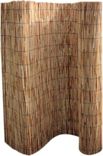 VIDEX Natürlicher Sichtschutz Schilf 140 x 600 cm
