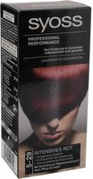 syoss Professional Color Classic 5-29 Intensives Rot