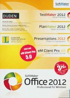 SoftMaker Office 2012 Professional (DE) (Win) (Box)