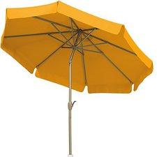 Schneider Schirme Orlando Ø 270 cm gelb