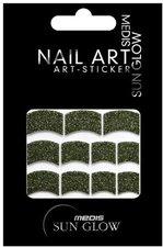 Medis Sun Glow Nail Art-Sticker