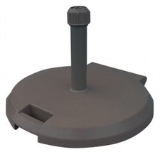 SONNENPARTNER Sonnenschirmständer 38kg Ø 26-55 mm (Kunststoff)