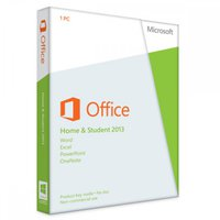 Microsoft Office Home and Student 2013 (EN) (Win) (PKC)