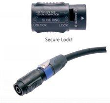 Neutrik NL4MMX 4-poliger Speakon-Adapter