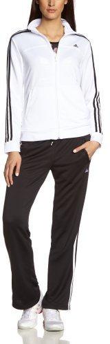 Adidas Frauen essentials 3-Stripes Trainingsanzug