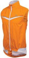 Pearl Izumi Elite Barrier Weste safety orange/weiß
