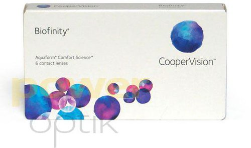 CooperVision Biofinity (6 Stk.) +1,75