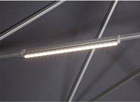 Doppler LED Sonnenschirmbeleuchtung