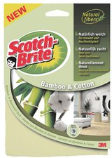 Scotch Brite Reinigungstuch Bamboo & Cotton