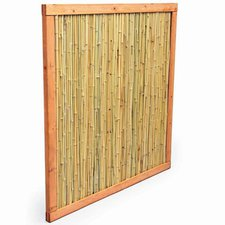 Noor Bambuszaun Bangkok 180 x 120 cm