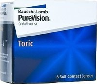 Bausch & Lomb PureVision Toric (6 Stk.) +2,25