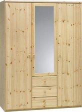 Steens Furniture Ltd Kleiderschrank Axel (200 x 145 x 62 cm)