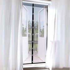 infactory Fliegennetz Selbstschließend für Türen