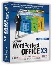 Corel WordPerfect Office X3 Standard (DE) (Win) (OEM)