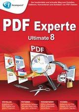 Avanquest PDF Experte 8 Ultimate (DE) (Win) (Box)