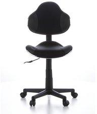 Bürostuhl24 Kiddy GTI-2 Kinderdrehstuhl (schwarz grau)