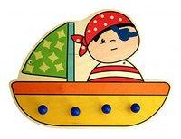Hess Spielzeug Garderobe Pirat/ Fee