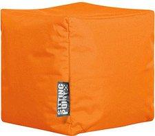 Magma Heimtex Sitzwürfel Cube Scuba orange