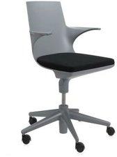 Kartell Spoon Chair grau