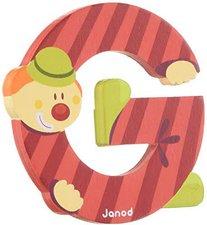 Janod Clown Buchstabe G