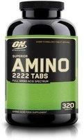 Optimum Nutrition Superior Amino 2222 (325 Kapseln)