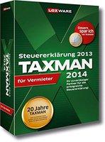 Lexware Taxman 2014 für Vermieter (Win) (DE)