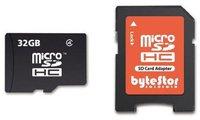 ByteStor microSDHC Class 4
