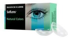 Bausch & Lomb Soflens Natural Colors -6,00 (2 Stk.)