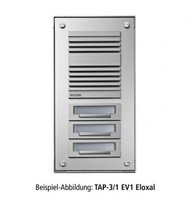 ELCOM Stabila AP-Türstation 1-reihig 8-Taster (TAP-8/1 RALnA)
