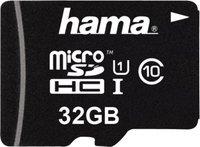 Hama microSDHC 32GB Class 10 UHS-I (114997)
