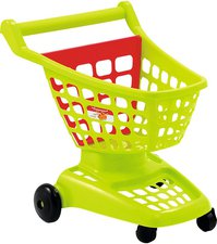 Ecoiffier Supermarkt Einkaufswagen 1220
