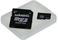 takeMS microSDHC 4GB Class 4 (MS4096TFL-HC4R)