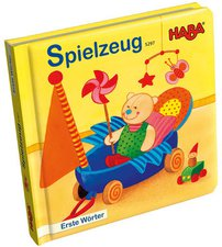 Haba Bildwörterbuch Spielzeug (5297)