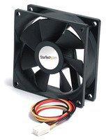 StarTech.com High Air Flow Dual Ball Bearing Computer Case Fan w/ TX3 92mm (FAN9X25TX3H)
