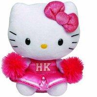 TY Hello Kitty Cheerleader 15 cm