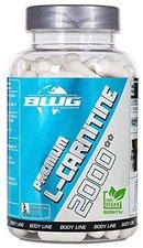 BWG L-Carnitin Kapseln 2000 mg Balance