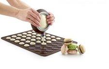Lékué Decomax Backmatte Macaron Kit