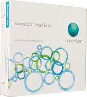 CooperVision Biomedics 1 day Extra (90 Stk.) +3,50